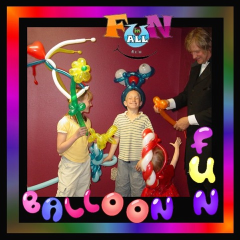 Add to Balloon Artist Page