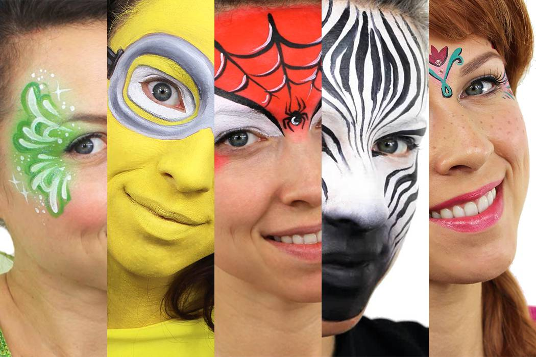 Easy Face Painting Ideas Kids Parties